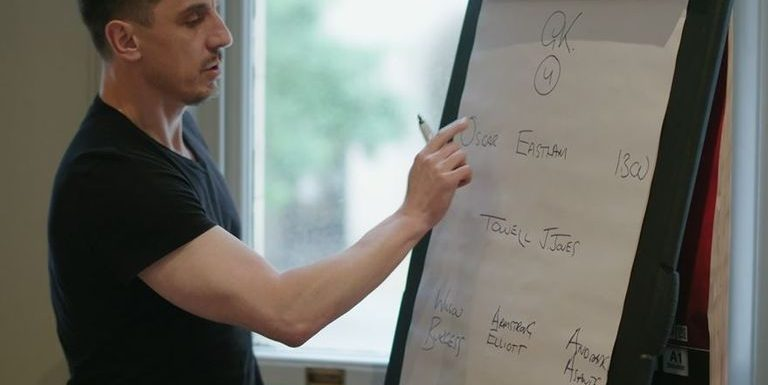 Class of '92: Full Time: Gary Neville on Salford transfers and dealing with agents
