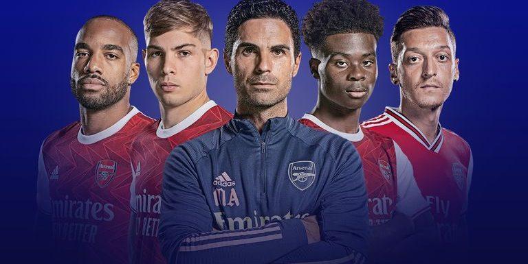 Emile Smith Rowe, Bukayo Saka, Alexandre Lacazette and offensive tactics driving Arsenal resurgence