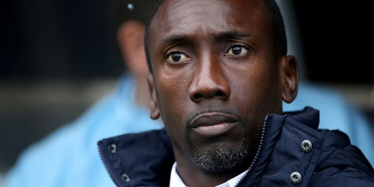 Jimmy Floyd Hasselbaink reappointed as manager of Burton Albion
