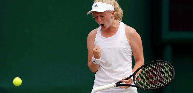 Francesca Jones beats Lu Jia-jing to reach Australian Open main draw