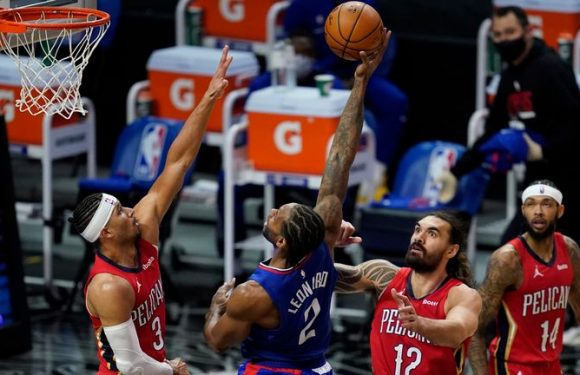 NBA round-up: Clippers defeat Pelicans; Damian Lillard goes for 40 and LeBron James leads the way