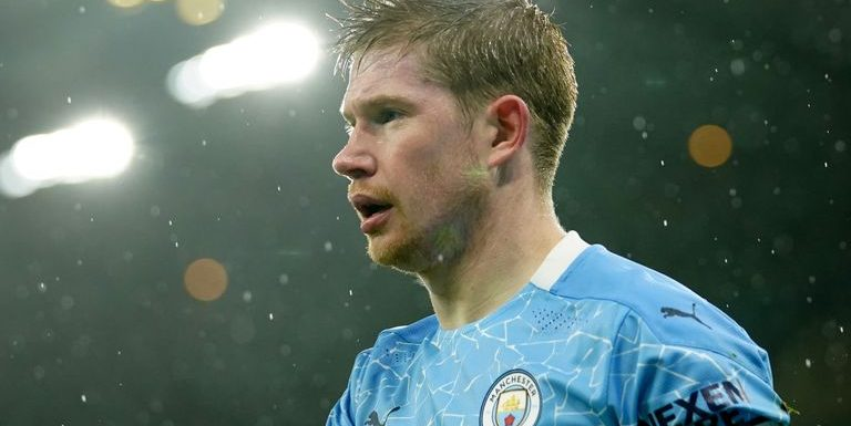 Kevin De Bruyne: Manchester City close to new deal for key man but may still have work to do
