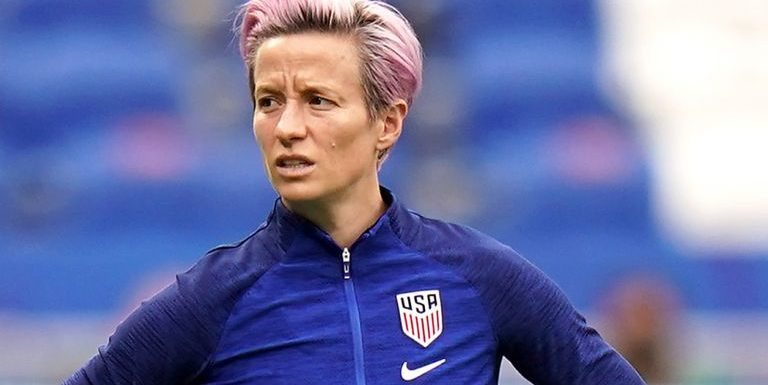 Megan Rapinoe: Capitol siege by Donald Trump's supporters showed America's true colours