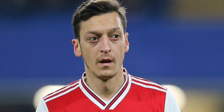 Mikel Arteta not following Mesut Ozil's Q&A – 'I don't have Twitter'