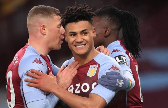 Aston Villa 2-0 Newcastle: Dean Smith's side up to eighth as pressure increases on Steve Bruce