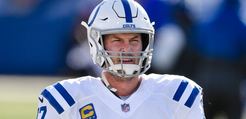 Indianapolis Colts quarterback Philip Rivers coy over future after playoff defeat to Buffalo Bills