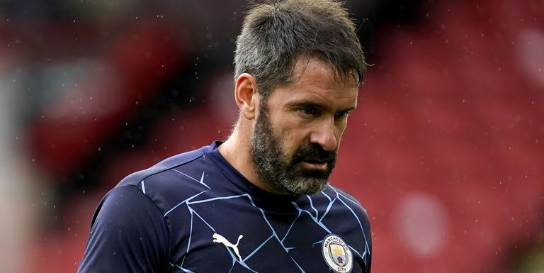 Scott Carson: Manchester City goalkeeper among three more positive Covid-19 results at club