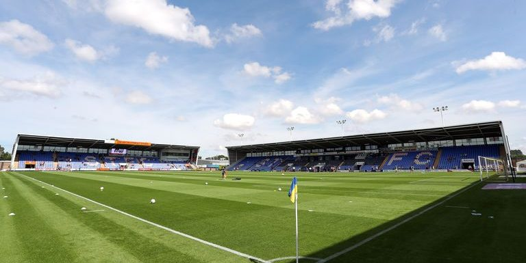 Shrewsbury experience 'significant number' of Covid-19 cases ahead of FA Cup tie with Southampton