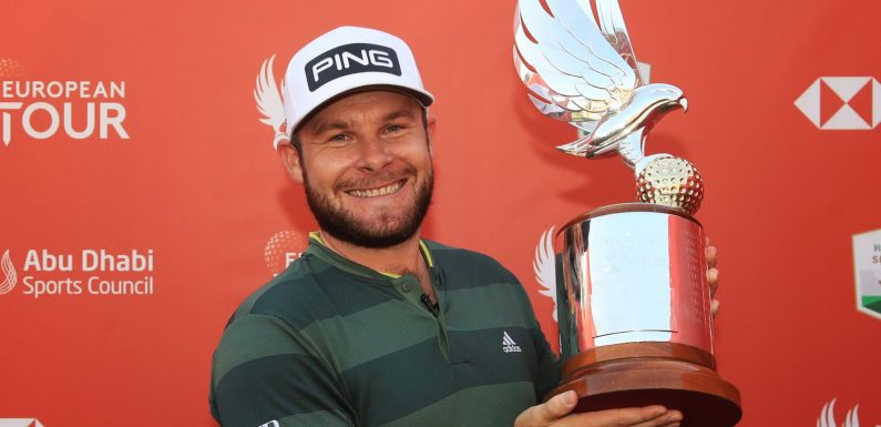 Tyrrell Hatton aiming to cement place at Ryder Cup as quickly as possible