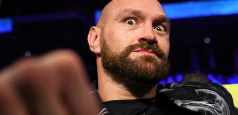 Tyson Fury dismisses Anthony Joshua's KO threat and questions whether British rival is truly confident of victory