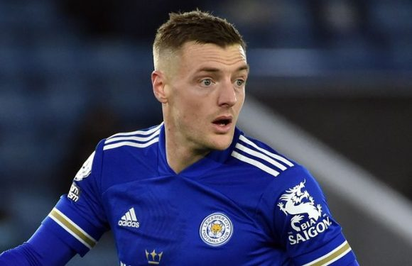 Jamie Vardy: Brendan Rodgers planning for life at Leicester without striker