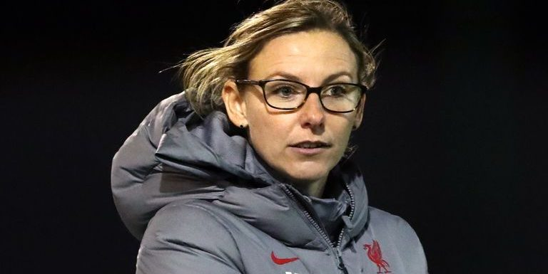 Vicky Jepson: Liverpool Women's manager leaves club by mutual consent