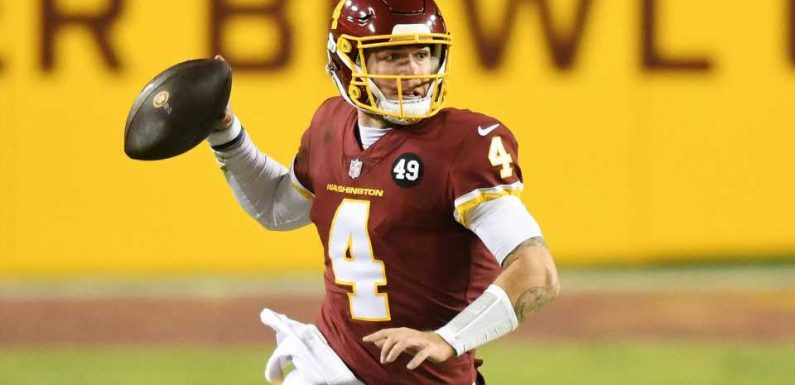 Who is Taylor Heinicke? Washington Football Team QB replaces Alex Smith in playoff game