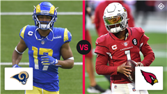 What channel is Rams vs. Cardinals on today? Time, TV schedule for NFL Week 17 game