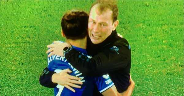 Duncan Ferguson on verge of tears as Everton end 22-year wait for Anfield win