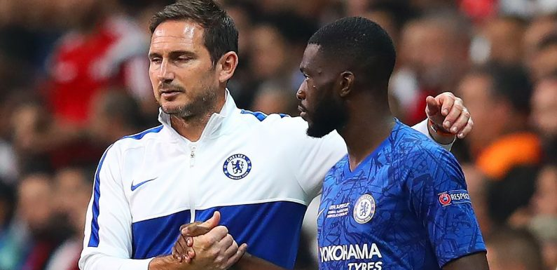 Fikayo Tomori lifts lid on confusing Frank Lampard advice amid Chelsea omission