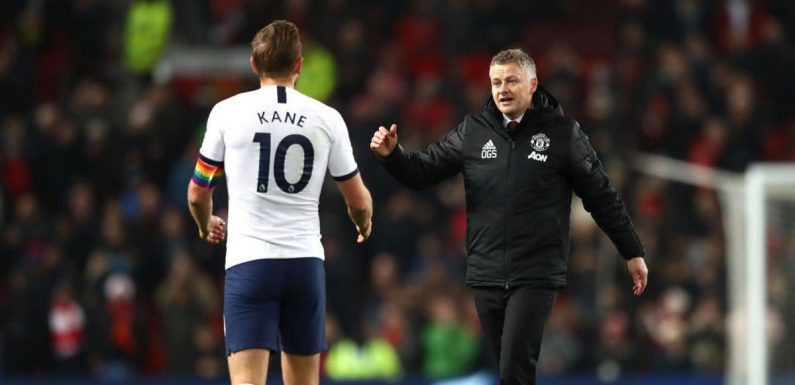 "Solskjaer told to ""do all he can"" to complete Harry Kane to Man Utd transfer"