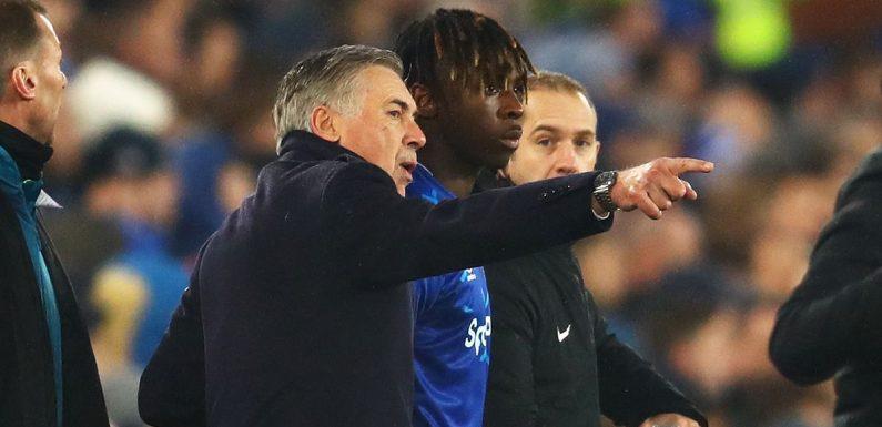 Ancelotti has Moise Kean plan for next season – and it's a win-win for Everton