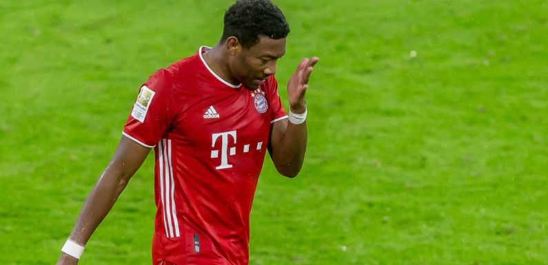 Alaba demands £400,000-a-week from Chelsea as club eye other transfer targets