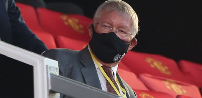 Sir Alex Ferguson feared he would lose his memory after brain haemorrhage