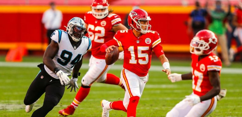 Efe Obada explains why Patrick Mahomes is harder to play against than Tom Brady