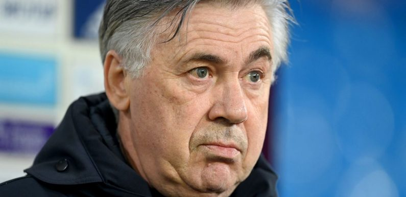 """Carlo Ancelotti insists Everton aren't scared of facing """"lions"""" of Liverpool"""