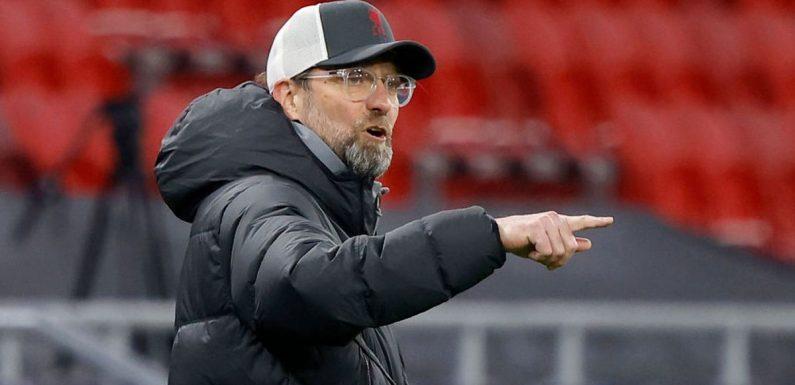 Jurgen Klopp says Liverpool not motivated by Everton revenge in Merseyside derby