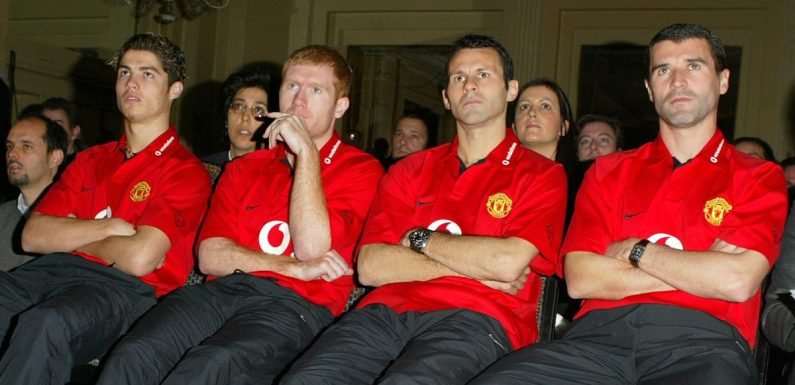 Clueless Man Utd players found out big-name signings on Sky Sports News
