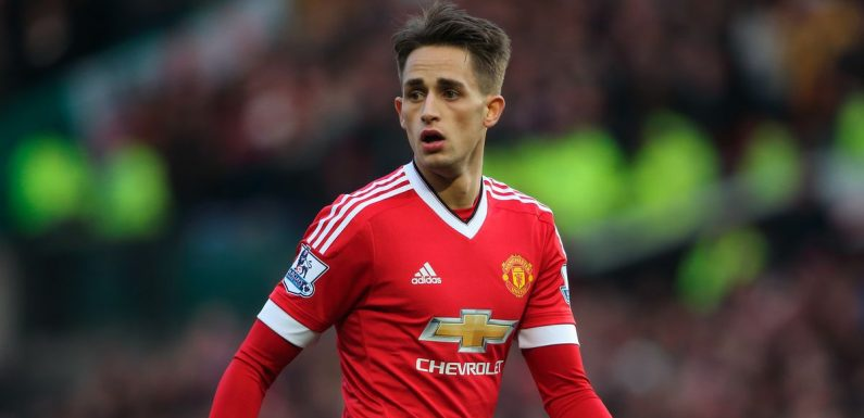 Adnan Januzaj quizzed on Man Utd buy-back clause and prospect of return