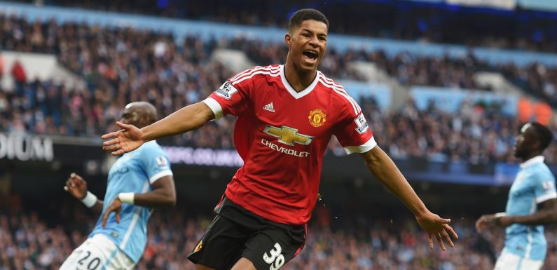 Man Utd's top 20 youth prospects from 2015 – and where they are now