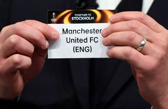 Man Utd, Arsenal and Spurs discover Europa League opponents in last-16 draw