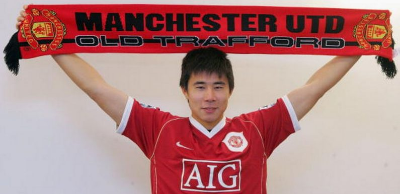 Dong Fangzhou is Man Utd cult hero who has had plastic surgery to hide from fans