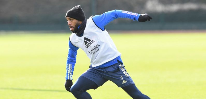 Arsenal plotting bumper clear-out with four stars including Lacazette at risk