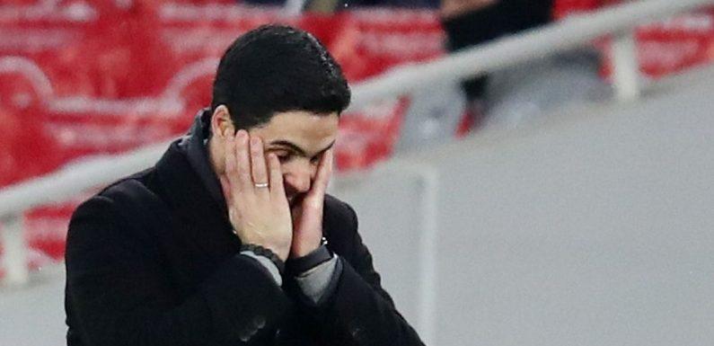 Arteta insists big-money Arsenal duo will come good – but boss accepts criticism