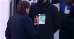 Conte told to 'f*** and shut up' in angry confrontation with Juventus chief
