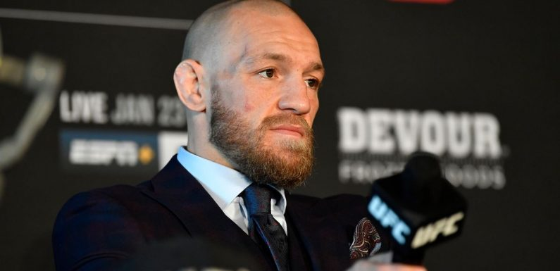 McGregor's private mindset over $50m windfall for fighting 'troll' Jake Paul