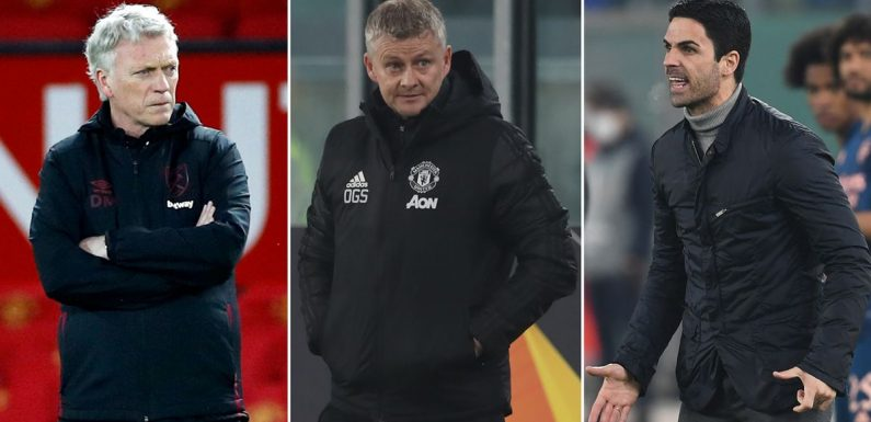 Man Utd, Arsenal and West Ham are the reason the title race isn't over just yet