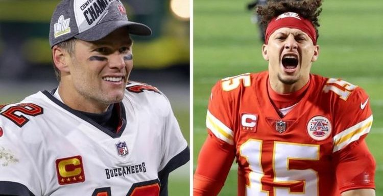 Patrick Mahomes warned to tone down 'cute' habit in Tom Brady battle at Super Bowl LV