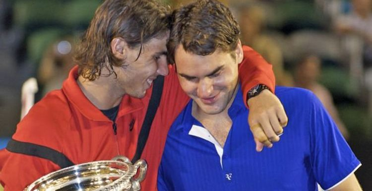 Australian Open: Rafael Nadal, Roger Federer and the tears that flowed at Rod Laver Arena