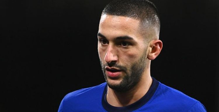 Hakim Ziyech opens up on difficult start to life at Chelsea