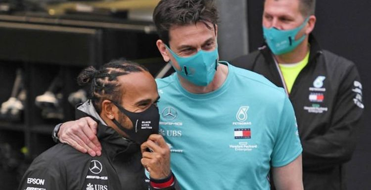 Lewis Hamilton contract: Toto Wolff hints at key detail after F1 star signs extension