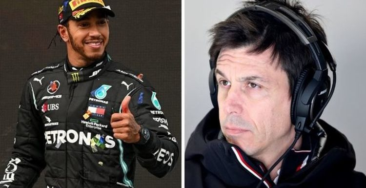 Lewis Hamilton contract extension goes against clear Toto Wolff wish at Mercedes