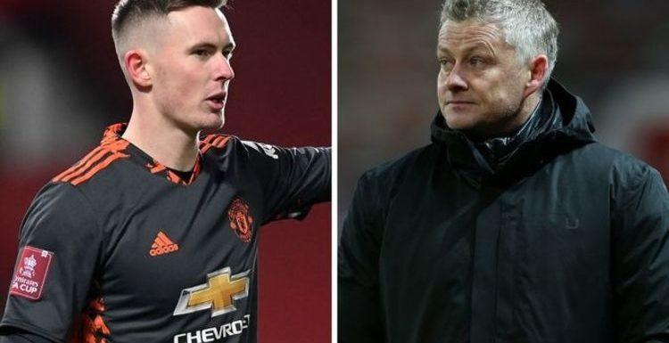 Dean Henderson pushing Ole Gunnar Solskjaer to make drastic Man Utd change