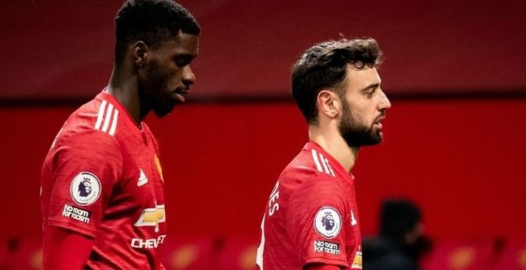 Man Utd warned they have 'no chance of being successful' due to glaring weakness