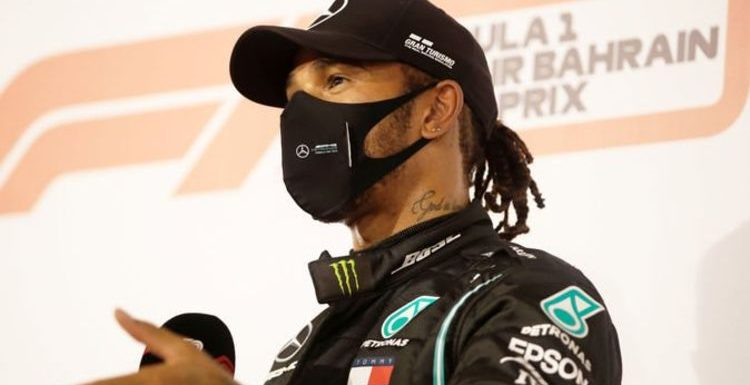 Lewis Hamilton sent Ferrari warning as he looks to pull away from Michael Schumacher