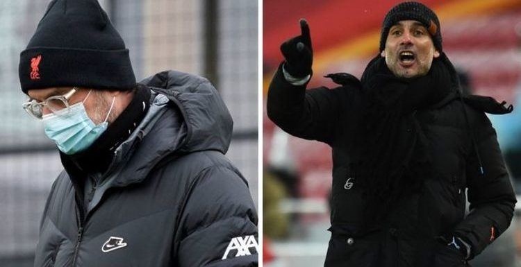 Liverpool boss Jurgen Klopp told how to rescue Premier League struggles by Pep Guardiola