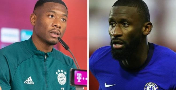 David Alaba to Chelsea: Antonio Rudiger revives agent role with secret talks being held