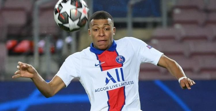 Liverpool 'have funds' for £174m Kylian Mbappe transfer as Reds one of four clubs keen