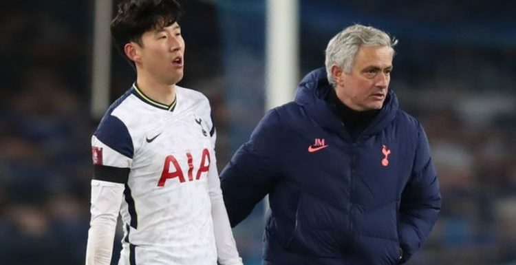 Tottenham dressing room stance on Jose Mourinho sacking explained by Heung-min Son