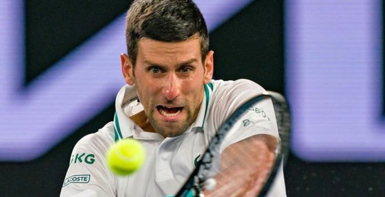 Novak Djokovic's plan as Daniil Medvedev sets up blockbuster Australian Open final